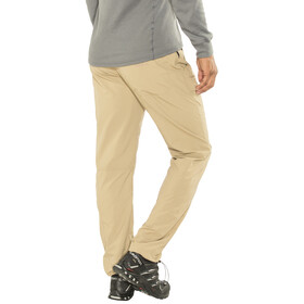 Jack Wolfskin Desert Valley Pants Men sand dune